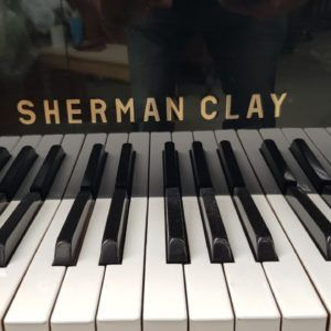 Sherman Clay Piano Grand concert